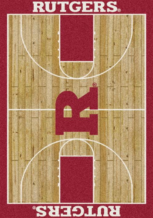 Rutgers-College Home Court