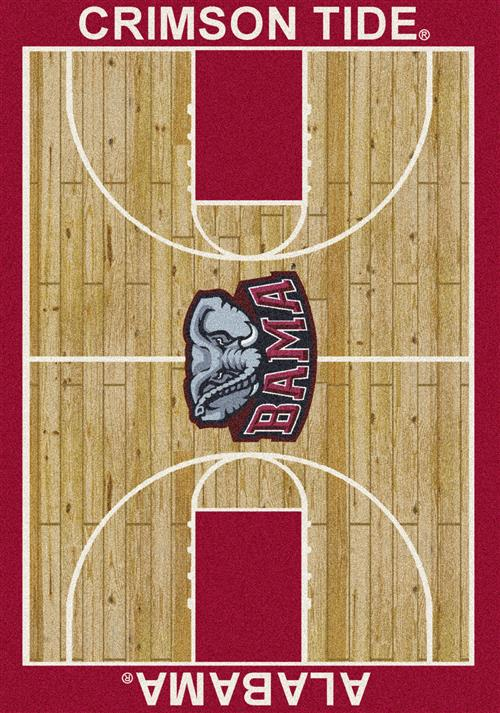 Alabama-College Home Court
