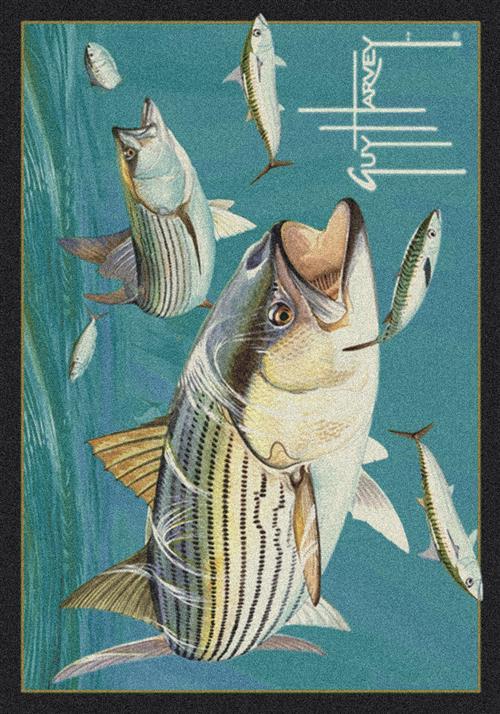 Striped Bass-628