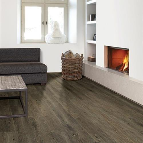 Nuelements Luxury Vinyl Hickory Lava DV728