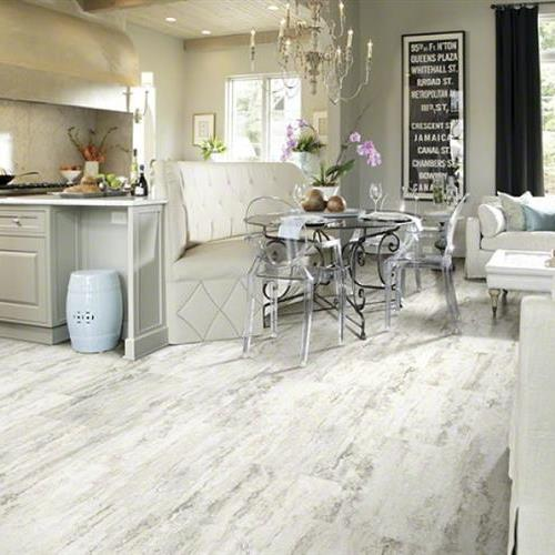 Rock Creek Luxury Vinyl Tile Whitewater 00127