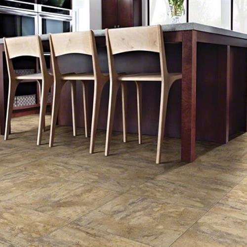 Resort Luxury Vinyl Tile Caramel 00201