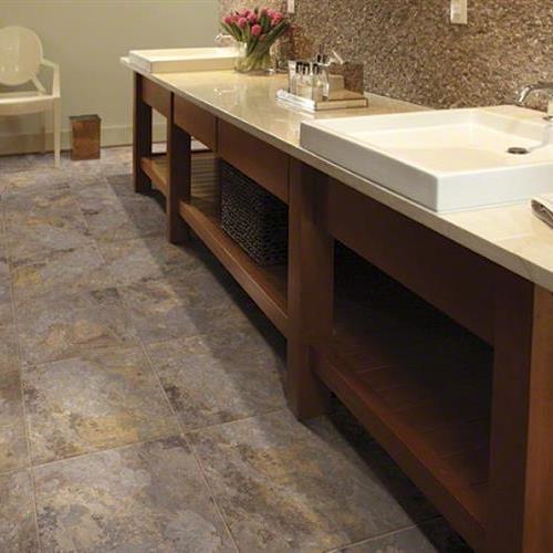 Resort Luxury Vinyl Tile Walnut 0701