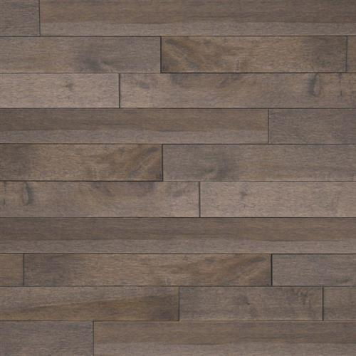 Essential Collection   Solid in Smokey Grey   Hard Maple 3.25 - Hardwood by Lauzon