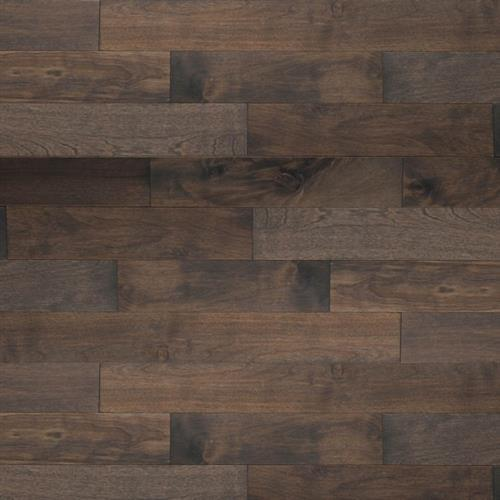 Essential Collection   Solid in Smokey Grey   Yellow Birch 3.25 - Hardwood by Lauzon