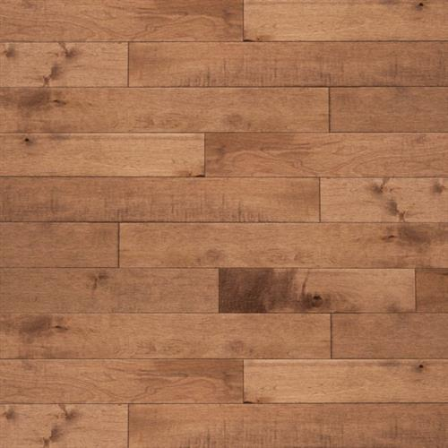 Essential Collection  Engineered Expert in Cafe Au Lait  Hard Maple Tradition 4.125 - Hardwood by Lauzon