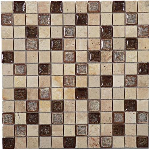 Tranquil - 1X1 Mosaics Rocky Beach