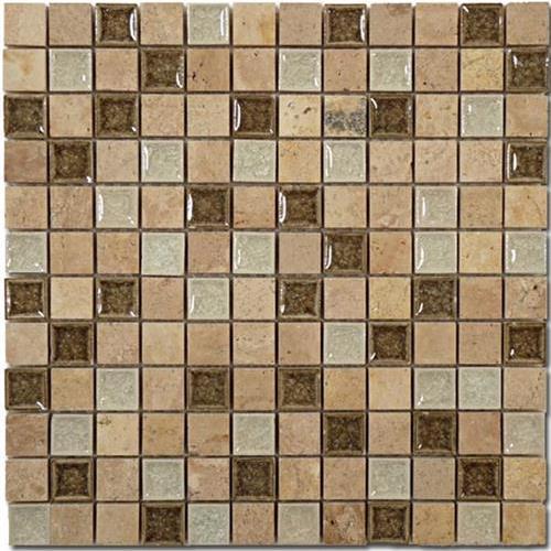 Tranquil - 1X1 Mosaics Grecian Sage