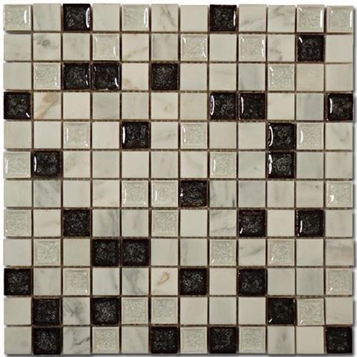 Tranquil - 1X1 Mosaics Crossword