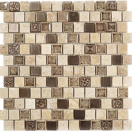 Tranquil - 1X1 Offset Mosaics Ashen Forest