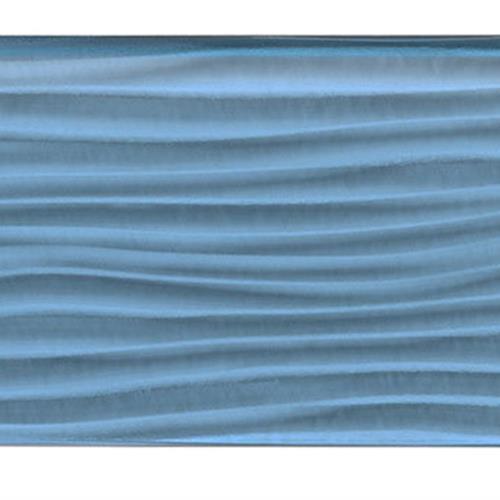Crystal Wave Blue Sea Foam C09