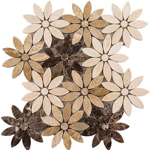 Bouquette Series Chestnut Blossoms BQT672
