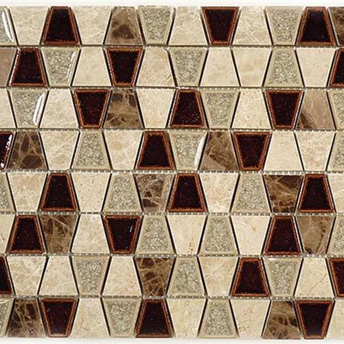 Tranquil - Trapezoid Series Quiet Mahogany TS932