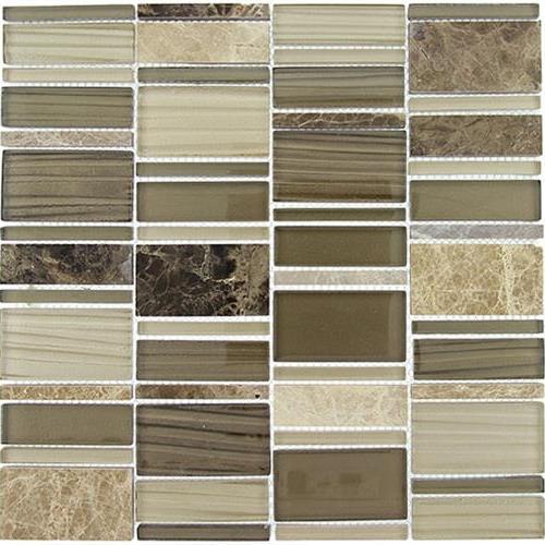 Corrugated Scape Alhambra Palette