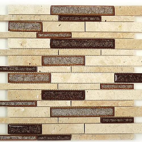 Tranquil - Random Brick Series Sedona Rust