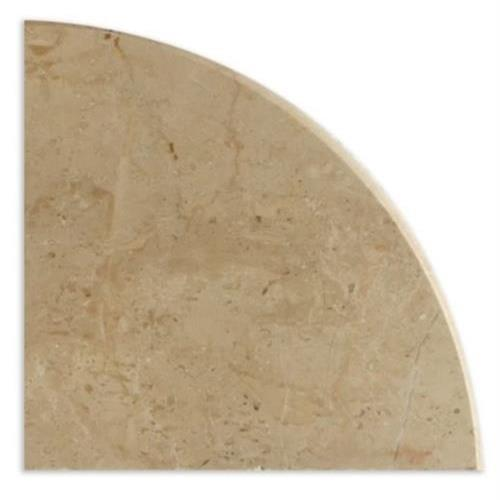 Natural Stone Corner Shelves Bursa Beige