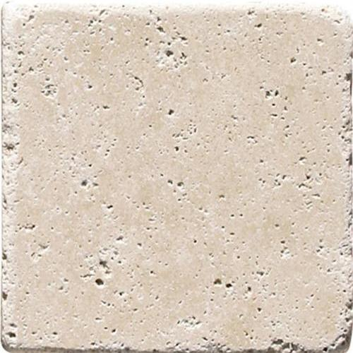 Natural Stone Tiles Light Tumbled Travertine