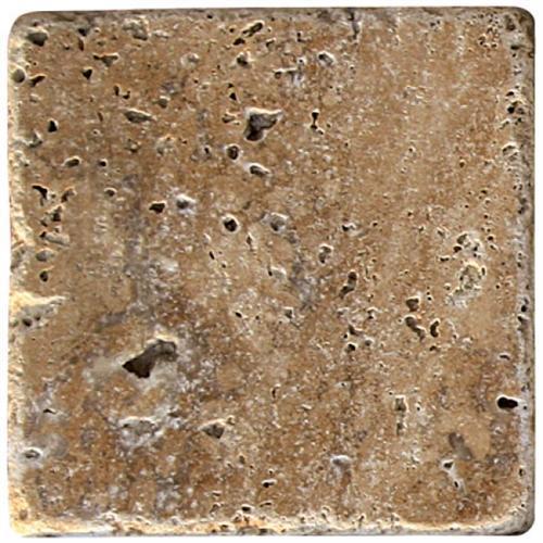Natural Stone Tiles Noche Tumbled Travertine