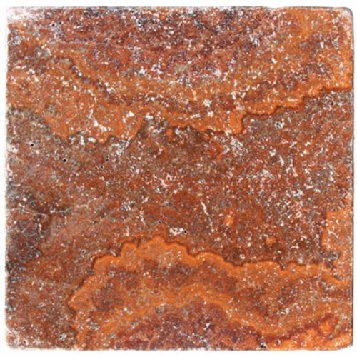 Natural Stone Tiles Troy Gold Tumbled Travertine Onyx