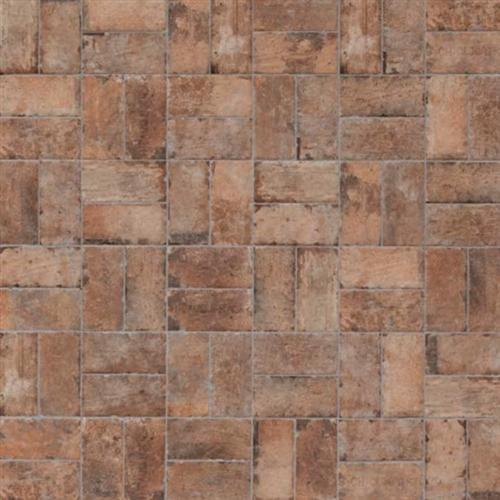 Med Chicago Old Chicago Ceramic Porcelain Tile Orange Ct