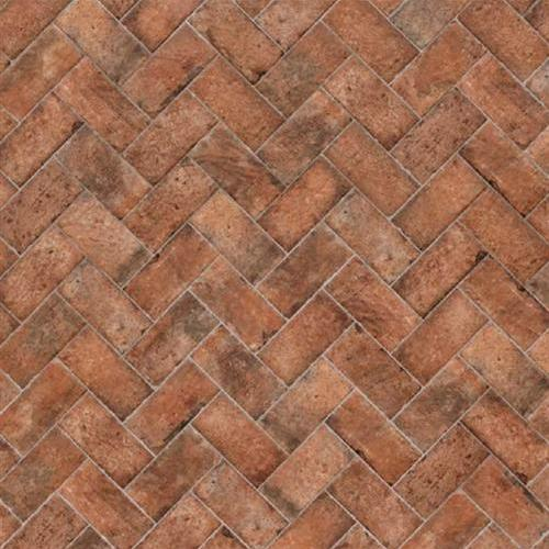 Med Chicago Wrigley Ceramic Porcelain Tile Orange Ct Floor