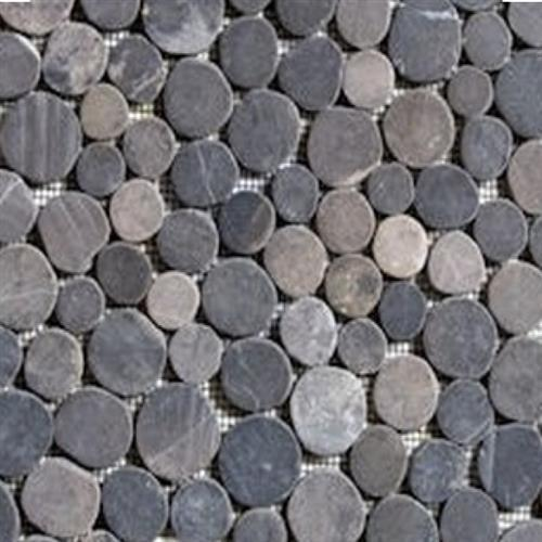 Moon Mosaic Grey Marble