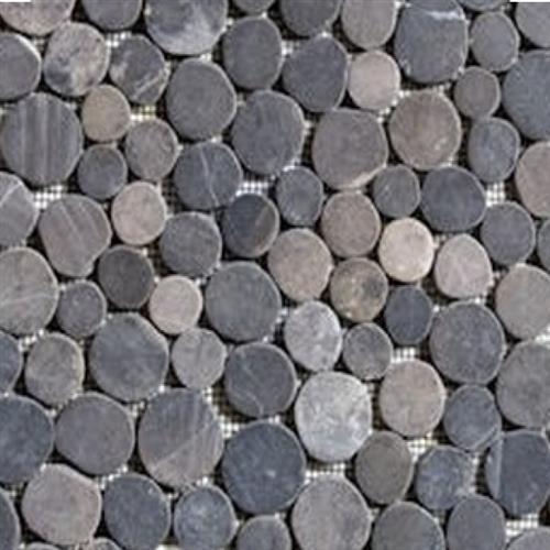 Moon Mosaic Grey Marble