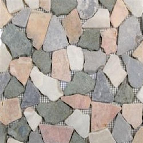 Flat Pebbles Mosaic Merak