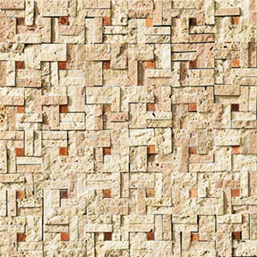 Modern Mythology Light Travertine
