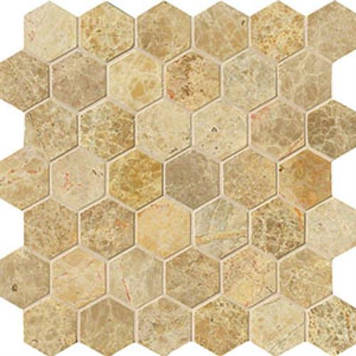 Modern Mythology Emperador Light Hexagon