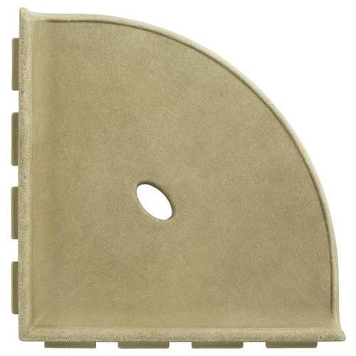 Corner Shelves Sand