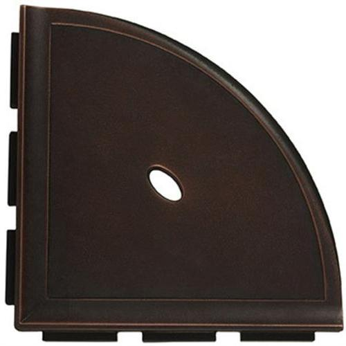 Corner Shelves Dark Oil Rubbed Bronze