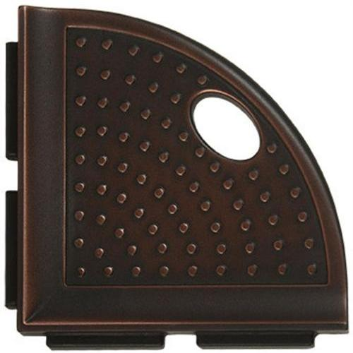 Shower Foot Rest Dark Oil Rubbed Bronze