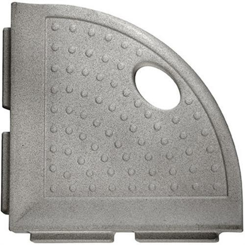Shower Foot Rest Grey