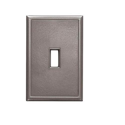 Switch Plates Brushed Nickel