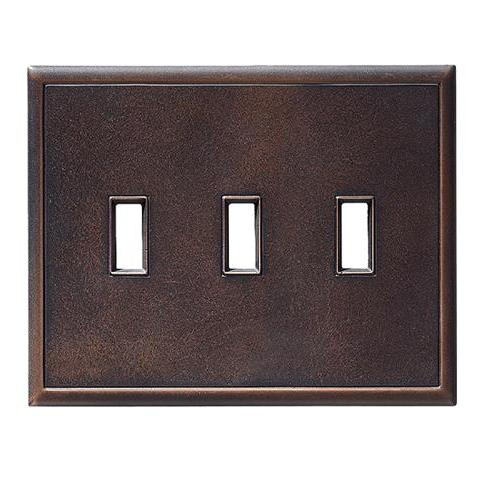 Switch Plates Dark Oil Rubbed Bronze