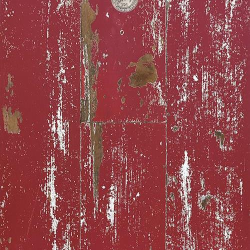 Lighthouse Cove Ruby Red Weathered