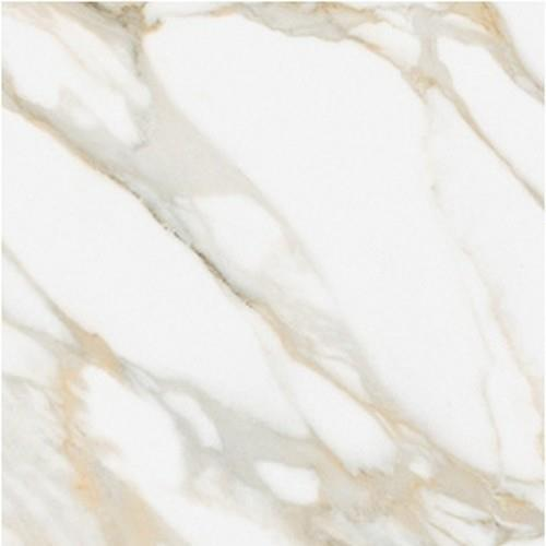 Ceramic Floor Tile 14X14 Calacatta White Ceramic Floor / Also Avail 14X30 Wall Tile