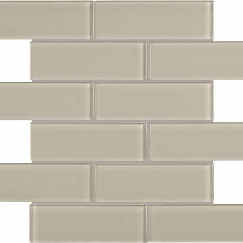 Element Earth Brick Mosaic
