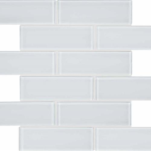 Element Ice Brick Mosaic