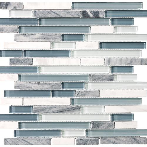 Bliss  Waterfall Linear Glass Stone Blend