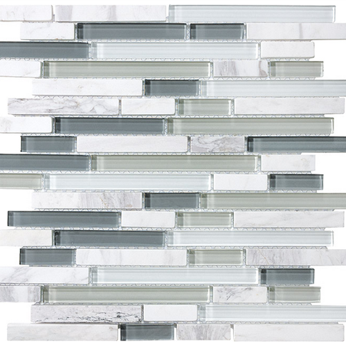 Bliss  Iceland Linear Glass Stone Blend