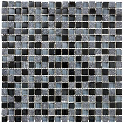 Bliss  Black Timber Glass Slate Blend