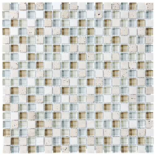 Bliss  Spa Glass Stone Blend