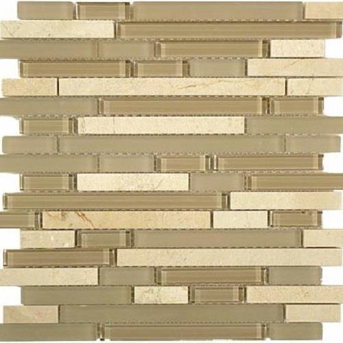 Random Brick Series Driftwood