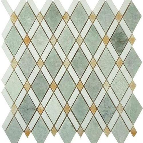 Diamond Series Mint Green Light