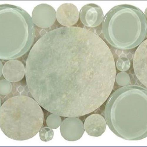 Bubble Listello Series Moonstone
