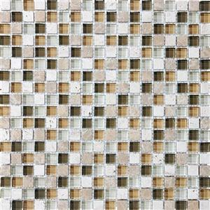 GlassTile Bliss-GlassStone 35-003 Bamboo