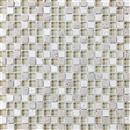 GlassTile Bliss - Glass Stone Creme Brulee  thumbnail #1
