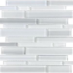 GlassTile Fusion 35-029 Ice